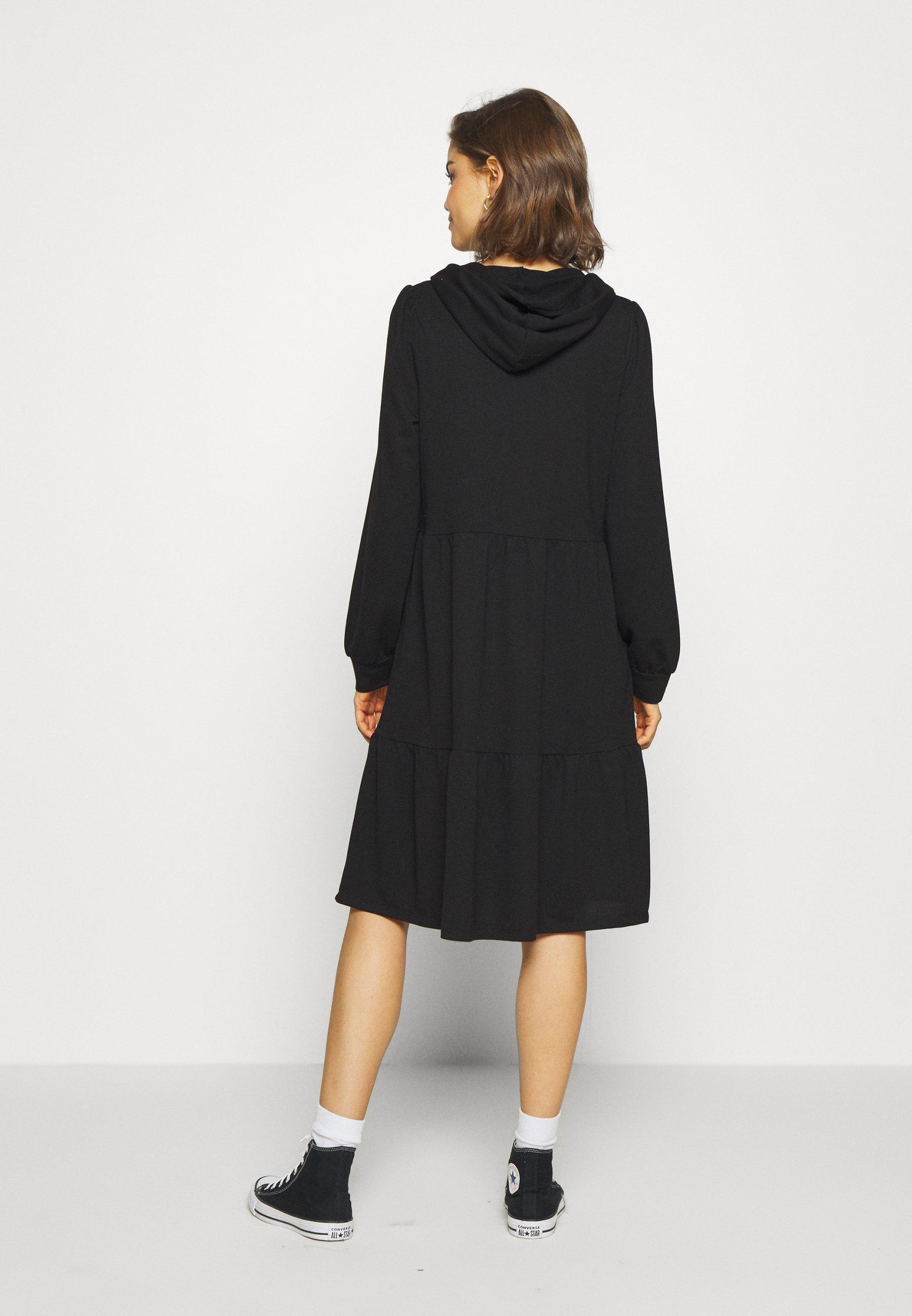 JDY JDYMARY DRESS - Vestido informal - black Boiuy