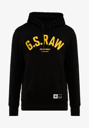GRAPHIC 14 CORE HOODED - Hoodie - black