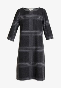 Esprit - SWEAT DRESS - Gebreide jurk - black - 5