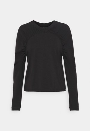 PCLABY - Long sleeved top - black