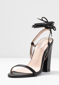 RAID - TERESA - High heeled sandals - black - 4