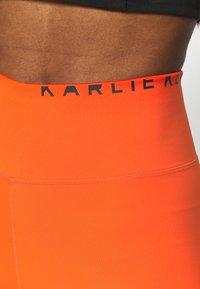 adidas Performance - Tights - active orange - 3