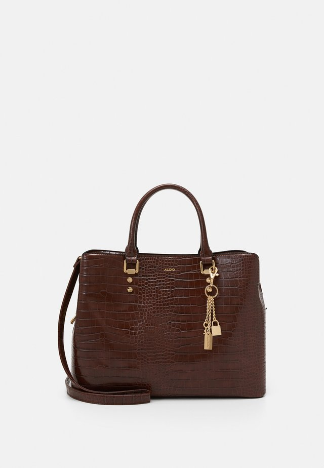 SIGOSSA - Briefcase - brown