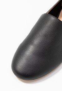 Office - FLEX - Scarpe senza lacci - black - 2