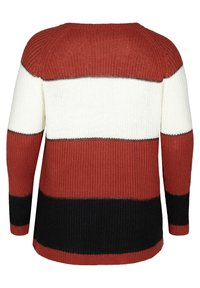 Zizzi - Jumper - red - 3