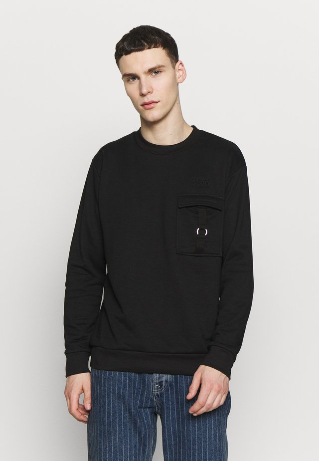 COMBAT CREW - Sweatshirts - black