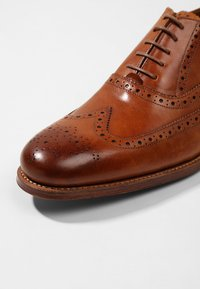 Grenson - DYLAN - Smart lace-ups - tan handpainted - 5