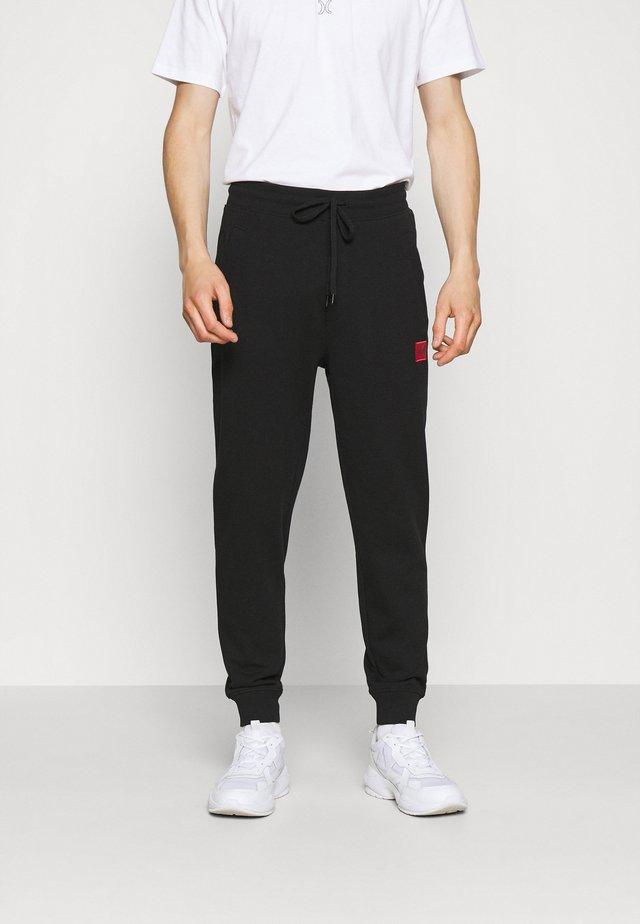 DOAK - Pantalon de survêtement - black