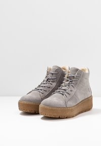 Tamaris - Ankelboots - light grey - 4