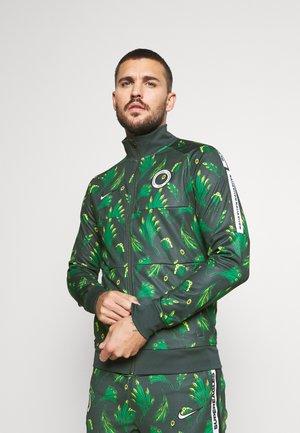 NIGERIA - Oblečení národního týmu - seaweed/black/white