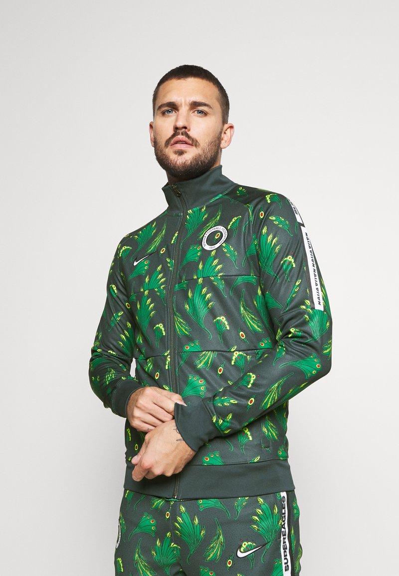 Nike Performance - NIGERIA - Oblečení národního týmu - seaweed/black/white