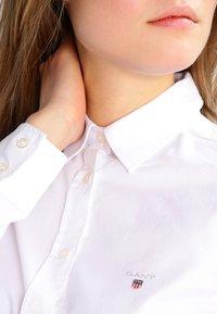 GANT - Button-down blouse - white - 3