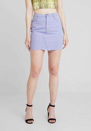 SKIRT - A-snit nederdel/ A-formede nederdele - lilac