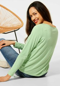 Street One - Long sleeved top - grün - 2