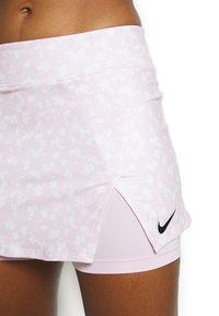 Nike Performance - SKIRT - Sports skirt - regal pink/black - 5