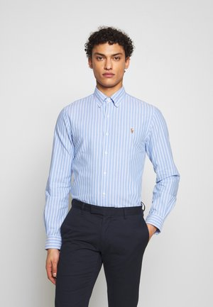 OXFORD - Hemd - blue/white