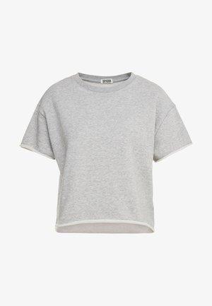 LUNIE - T-shirt basic - grey melange