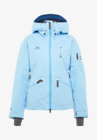 State of Elevenate - ZERMATT JACKET - Skijacke - aqua blue - 8