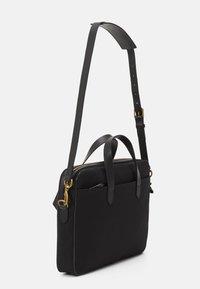 Polo Ralph Lauren - COMMUTER UNISEX - Laptop bag - black - 2