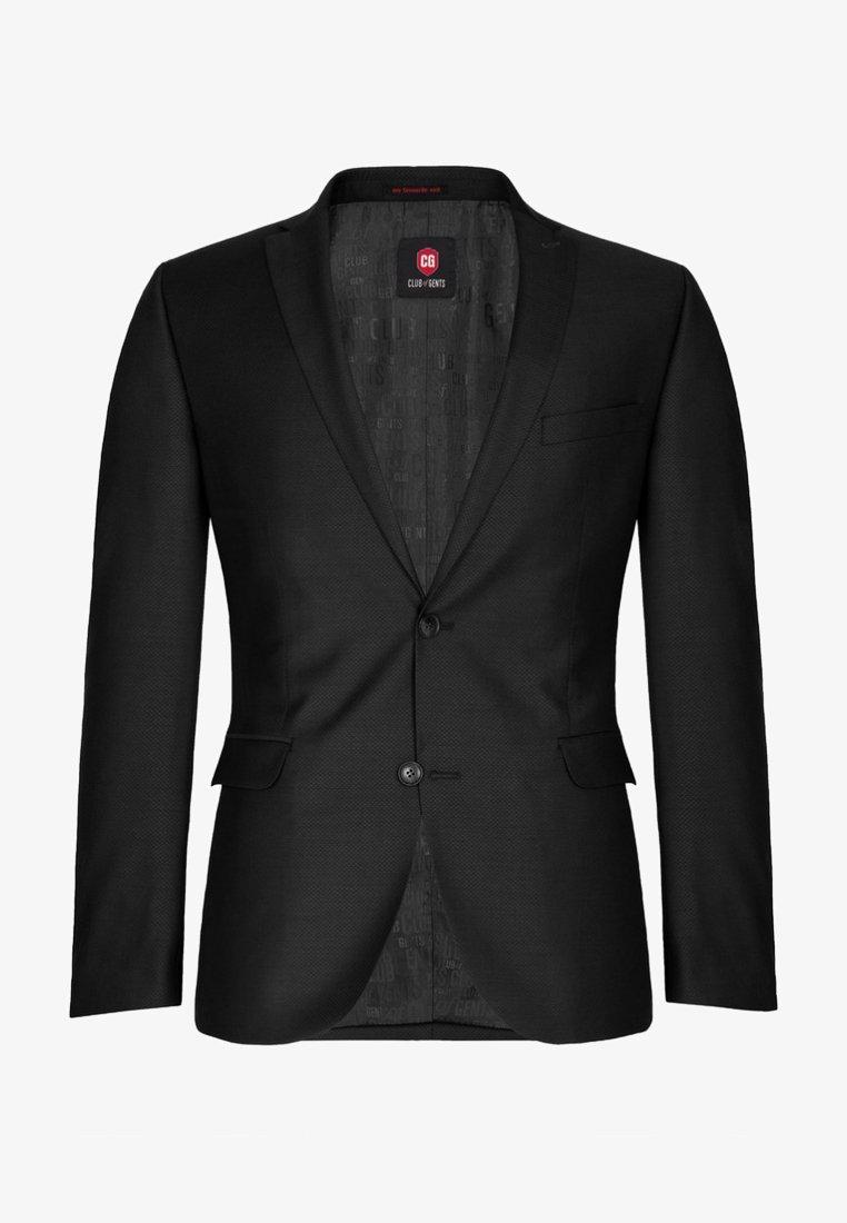 CG – Club of Gents - CADEN  - Blazer jacket - black