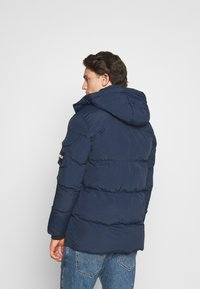 PARELLEX - REVOLT LONG BUBBLE JACKET - Winter coat - navy - 3