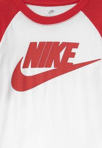 Nike Sportswear - SAFARI FUTURA RAGLAN - Camiseta de manga larga - white - 2