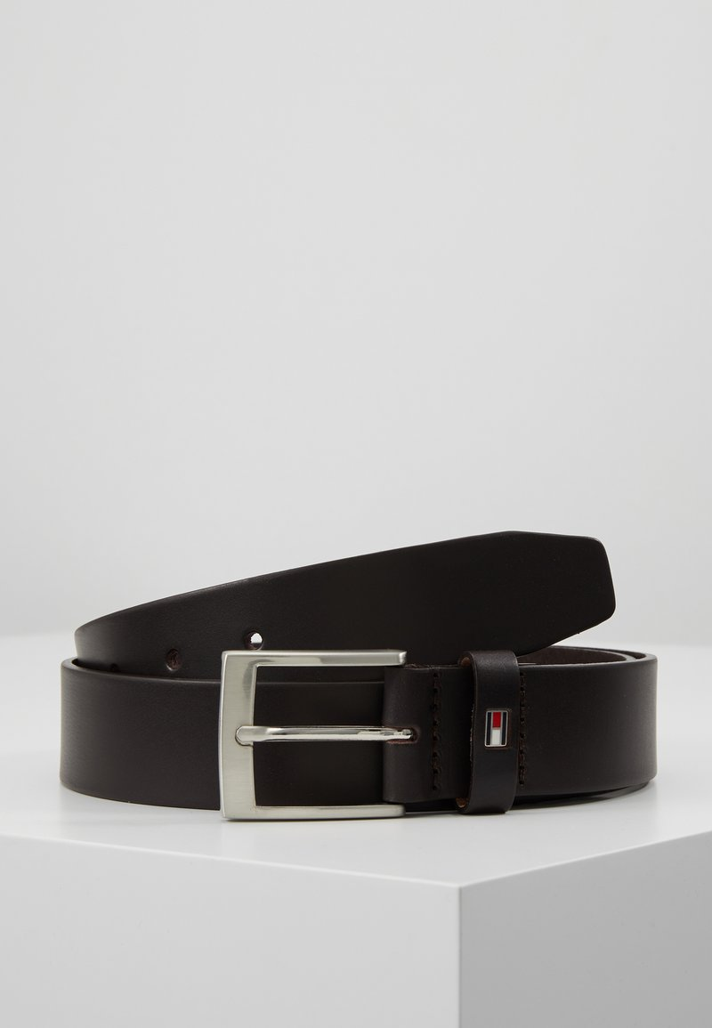 Tommy Hilfiger - ADAN BELT - Belt business - brown