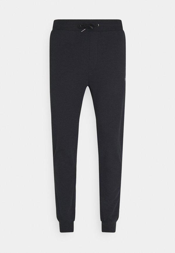 Zign Spodnie treningowe - black/czarny Odzież Męska RSKQ