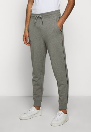 DOAKY - Trainingsbroek - open grey