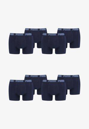 8 PACK - Boxer shorts - navy