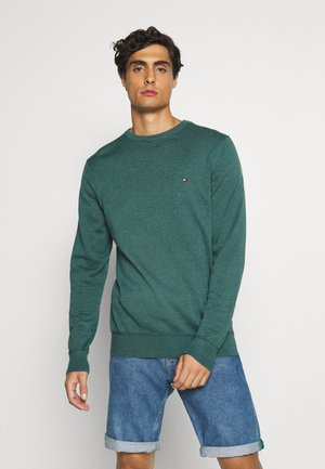CREW NECK - Neule - green