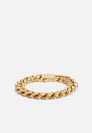 REACT UNISEX - Bracelet - gold-coloured