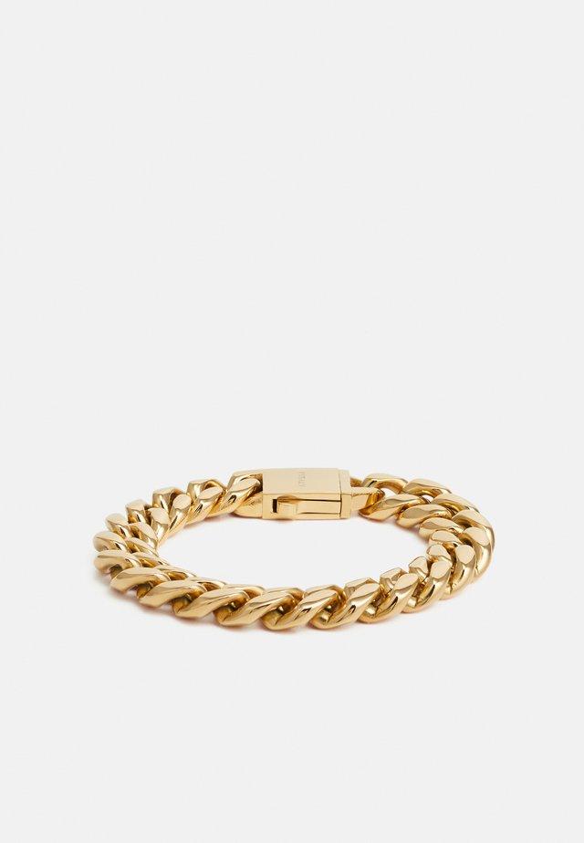 REACT UNISEX - Armband - gold-coloured