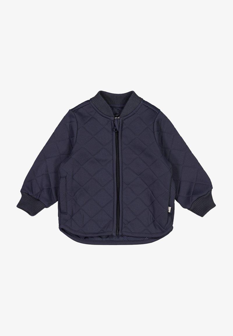 Wheat - LOUI - Winter jacket - dark blue