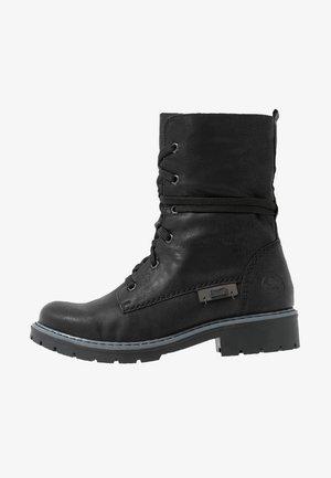 Winter boots - schwarz/graphit