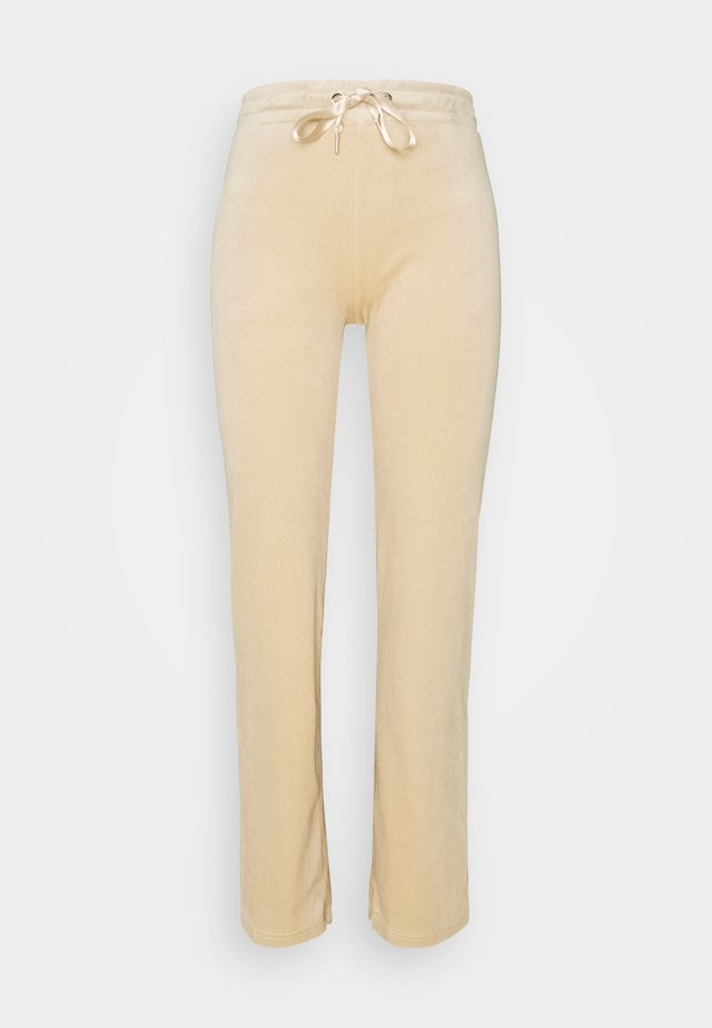 CECILIA TROUSERS - Pyjamabroek - beige