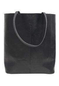 Gusti Leder - Shopping bag - black - 3
