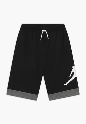 JUMPMAN AIR - Pantaloncini sportivi - black/carbon heather