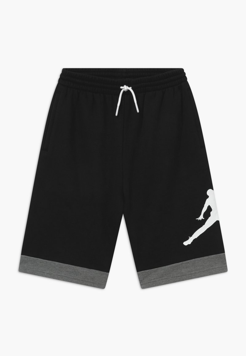 Jordan - JUMPMAN AIR - Pantaloncini sportivi - black/carbon heather