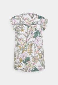 ONLY - ONLMARS CAPSLEEVE - Print T-shirt - tofu - 1