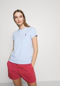 Polo Ralph Lauren - TEE SHORT SLEEVE - Basic T-shirt - elite blue - 3