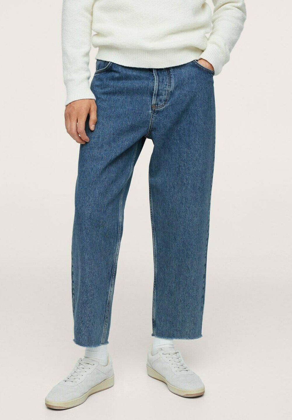 Uomo NESTOR - Jeans a sigaretta