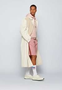 BOSS - DERVIN_RA - Classic coat - light beige - 1