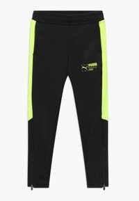 Puma - ACTIVE SPORTS POLY - Tracksuit bottoms - puma black - 0
