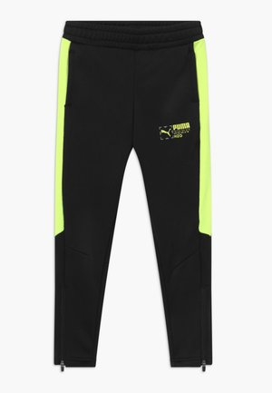 ACTIVE SPORTS POLY - Tracksuit bottoms - puma black
