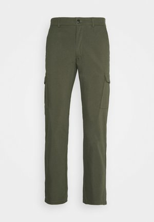 JJIMARCO JJPRATT - Cargo trousers - forest night