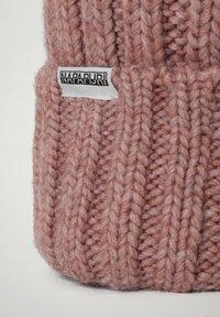Napapijri - SEMIURY - Beanie - pink woodrose - 3
