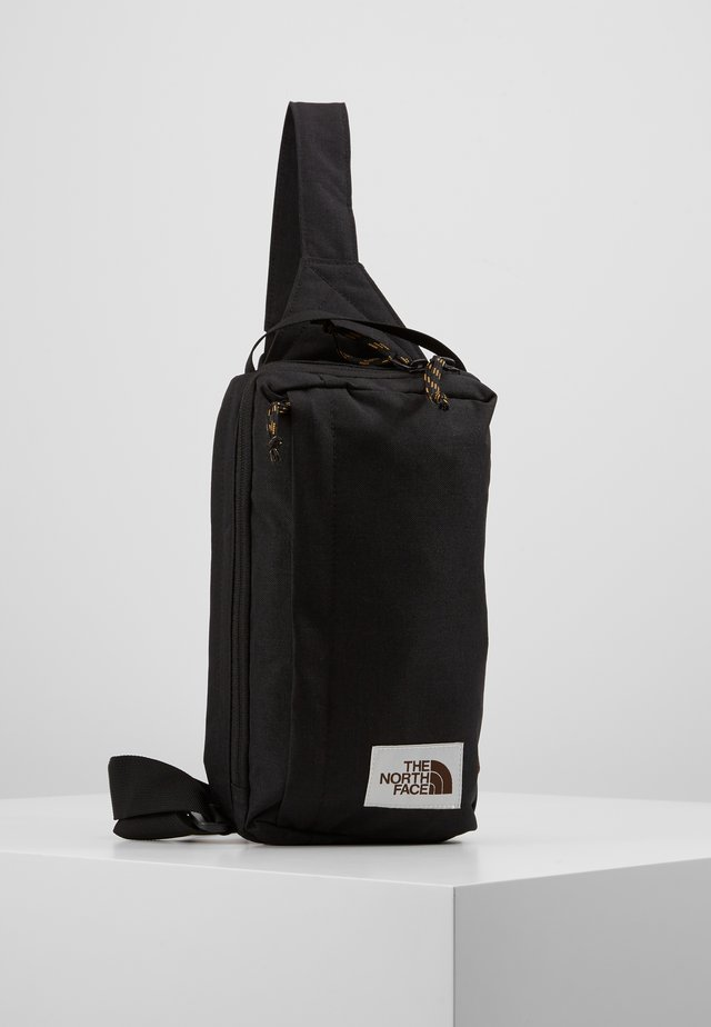 Sac bandoulière - black heather