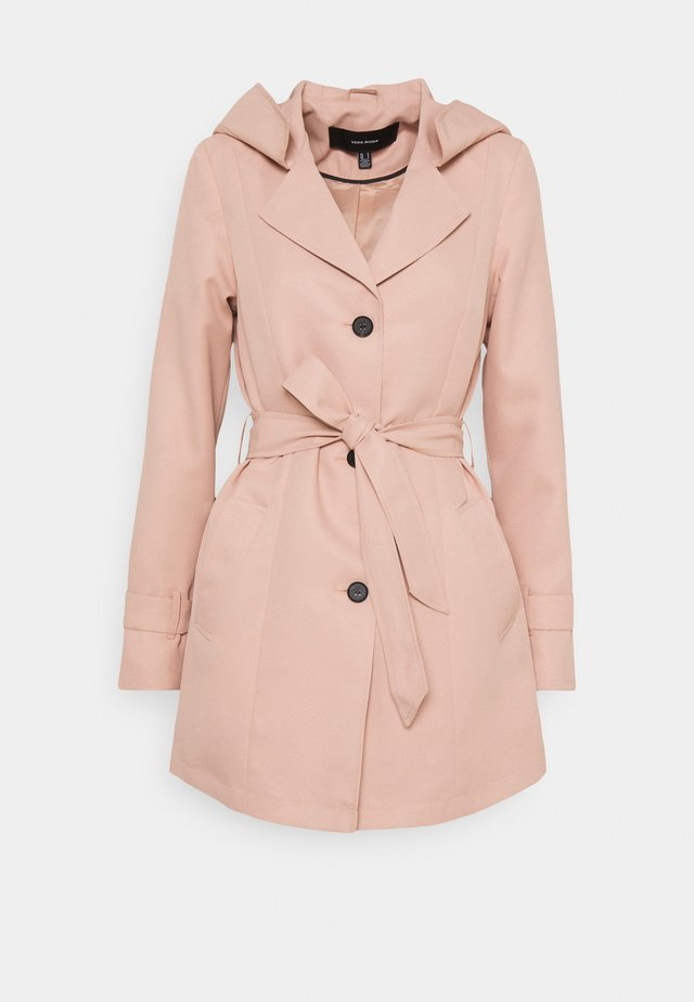 VMRACHEL JACKET - Trench - mahogany rose