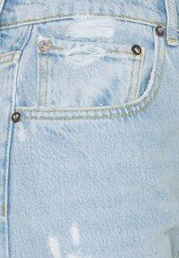 Boyish - THE ZIGGY HIGH RISE RELAXED - Džíny Relaxed Fit - light blue - 2
